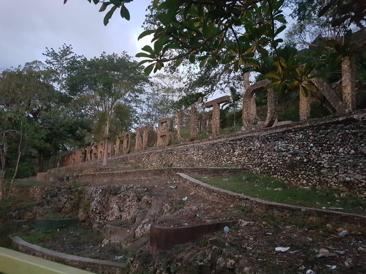 Benteng Keraton Buton, Sulawesi Tenggara