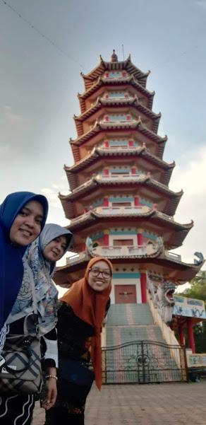 Pulau Kemaro, Simbol Cinta Tan Bun Ann dan Putri Fatimah